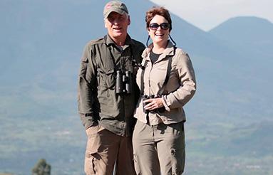 Allan Davis & Ruth Miller