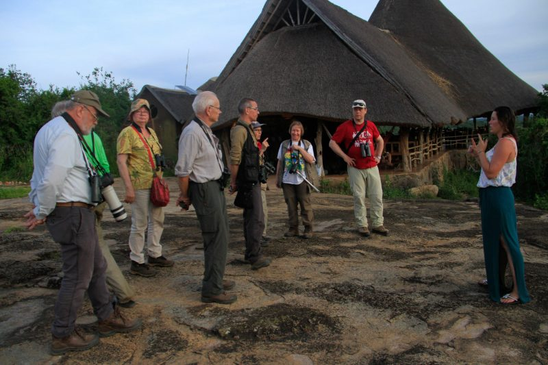 Birding and Gorillas - Rwakobo Lodge
